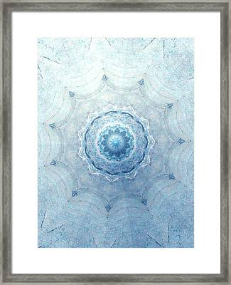 The Water Secret Framed Print by Dagmar Batyahav