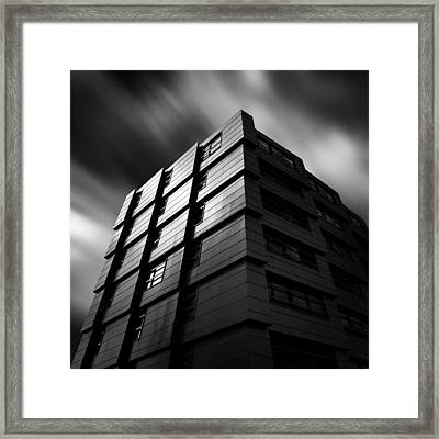 The Wave Framed Print by Dave Bowman