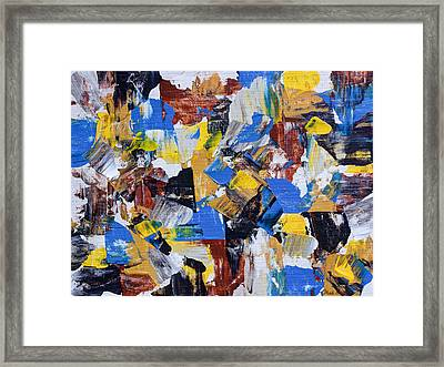 The Weekend Framed Print by Heidi Smith