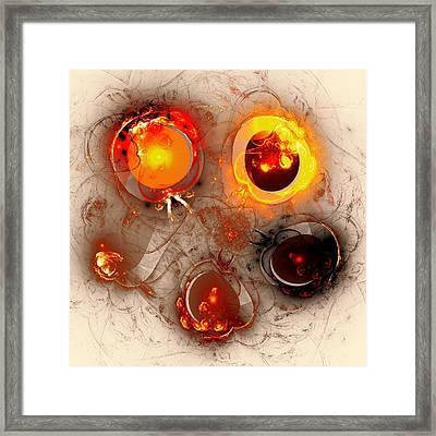The Whole Cycle Framed Print by Anastasiya Malakhova