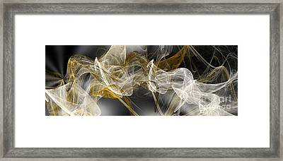 The Wind Framed Print by Andee Design