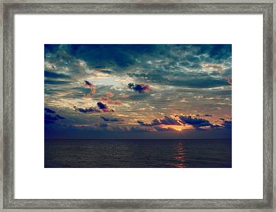 The Wonder Of It All Framed Print by Laurie Search