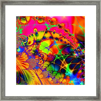 There Are Places I Remember 20130510 Square V2 Framed Print by Wingsdomain Art and Photography