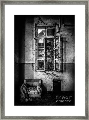 This Is The Way Step Inside II Framed Print by Traven Milovich