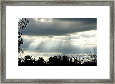 This Too Shall Pass Framed Print by Mike Breau