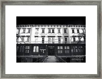 Thomas Gamble Building Framed Print by John Rizzuto