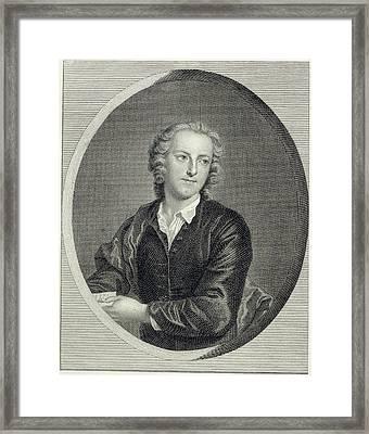 Thomas Grey Framed Print by British Library