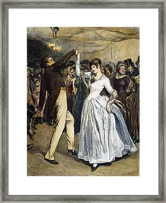 Thomas Hardy, 1886 Framed Print by Granger