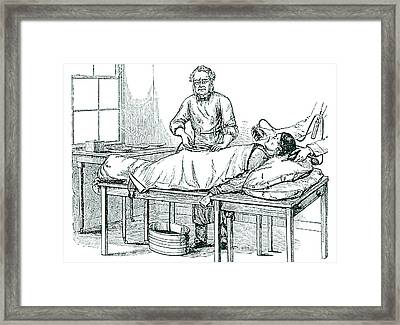 Thomas Spencer Wells Framed Print by Universal History Archive/uig