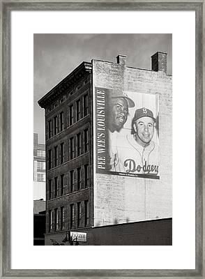 Those Were The Days Framed Print by Steven Ainsworth