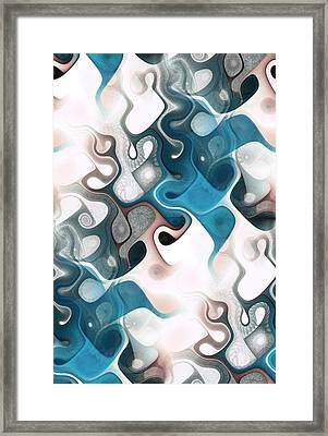Thought Process Framed Print by Anastasiya Malakhova