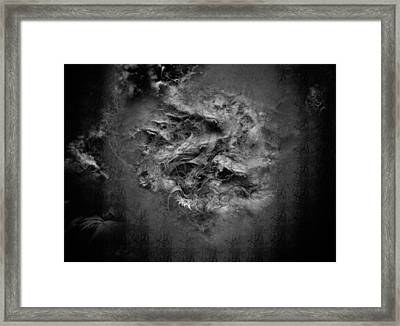 thoughts of Suicide Framed Print by David Fox