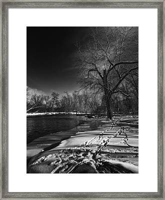 Thousand Islands Framed Print by Thomas Young