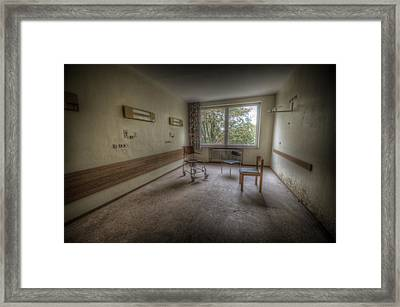 Three Ill's Framed Print by Nathan Wright