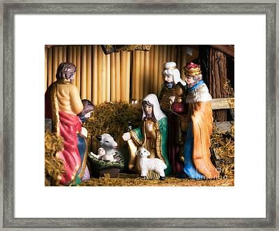 Three Kings Framed Print by Sinisa Botas