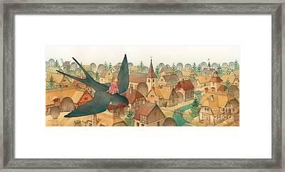 Thumbelina02 Framed Print by Kestutis Kasparavicius