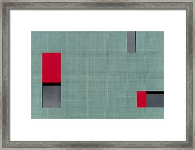 Tiburtina Fs Framed Print by Patrizio Cipollini