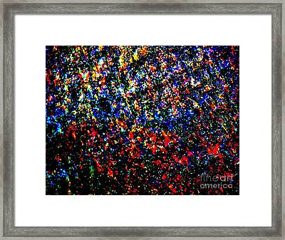 Ticker Tape Parade Framed Print by Tim Townsend