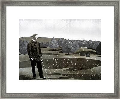 Tilly's Favorite Framed Print by Bobby Zeik