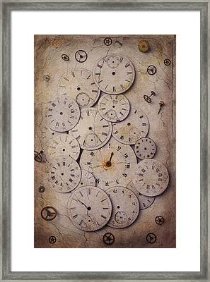 Time Forgotten Framed Print by Garry Gay