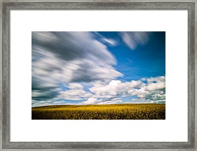 Time Goes By Framed Print by Davorin Mance