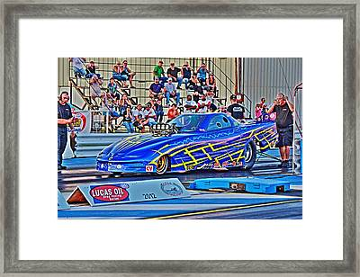 Time To Fly Framed Print by Jason Drake