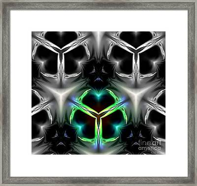 Time Travel Framed Print by Renee Trenholm