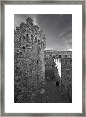 Time Will Reveal Framed Print by Laurie Search