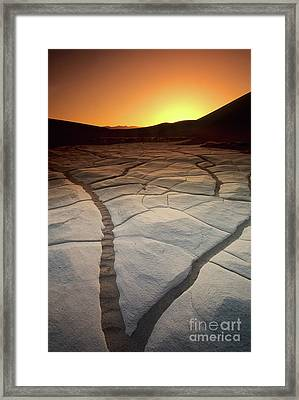 Timeless Death Valley Framed Print by Bob Christopher