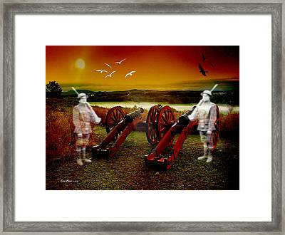 Times Forgotten Framed Print by EricaMaxine  Price
