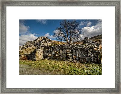 Times Past Framed Print by Adrian Evans