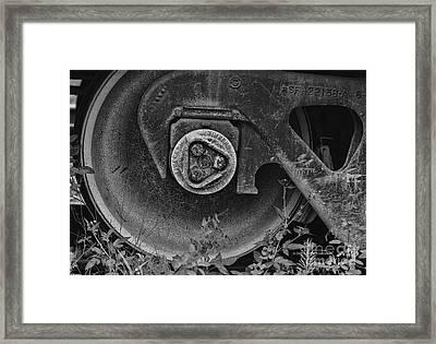Timken Framed Print by Deborah Benoit