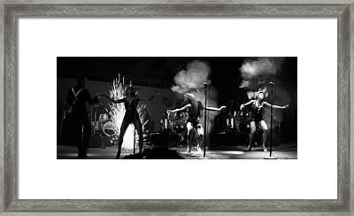 Tina Turner 1978 Framed Print by Dragan Kudjerski