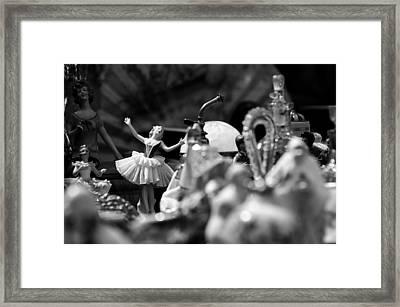 Tiny Dancer Framed Print by Marco Oliveira