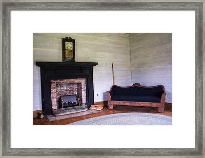 Tipton Hayes Home Interior 16 Framed Print by Douglas Barnett