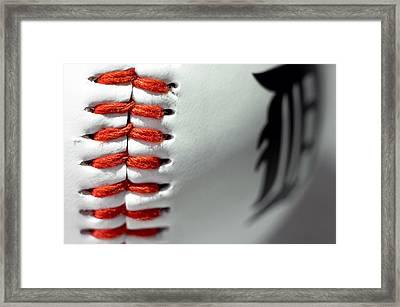 Tis The Season Framed Print by IMAGESbyChip