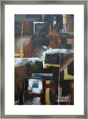 TMI Framed Print by Stuart Engel