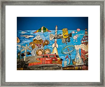 To Be Young Again Framed Print by Colleen Kammerer