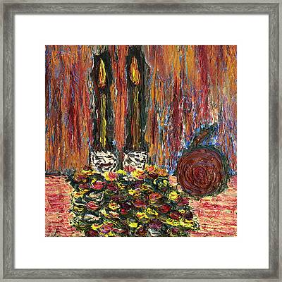 To Life Framed Print by Vadim Levin