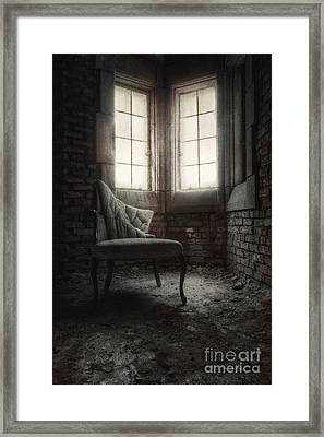 To Light The Way Framed Print by Margie Hurwich