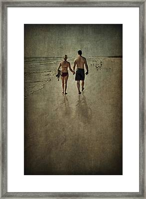 To Love Framed Print by Evelina Kremsdorf