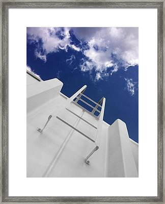 To The Top Framed Print by Don Spenner