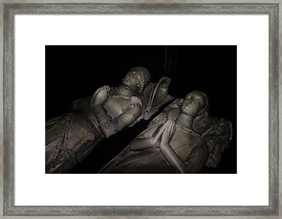 Together For Eternity Framed Print by Daniel Hagerman