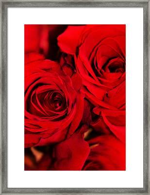 Together Forever..... Framed Print by Tanya Tanski
