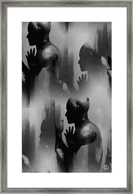 Together We Go Framed Print by Gun Legler