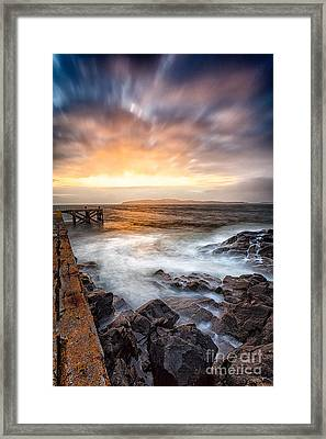 Tomorrow Framed Print by John Farnan