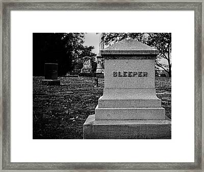 Too Ironic Framed Print by Chris Berry
