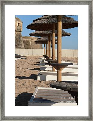Too Late For A Drink Framed Print by Jayne Abbott Ribeiro