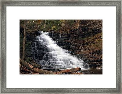 Too Many Steps To Count... Framed Print by Gene Walls