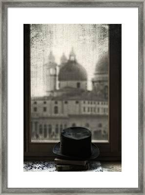 Top Hat Framed Print by Joana Kruse
